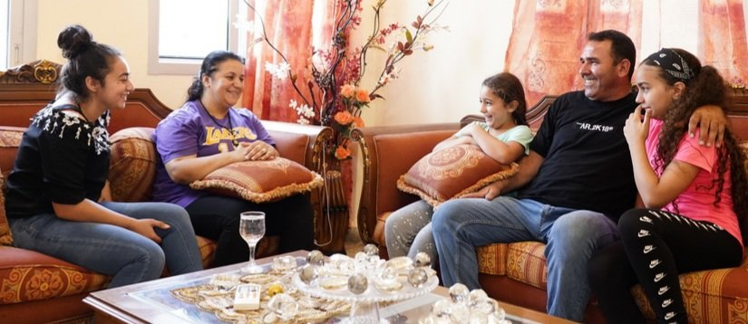 Lebanon_ERPBeirut_Rawan's family_4