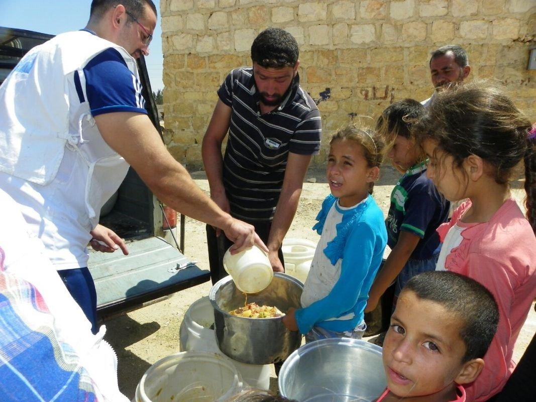 Oorlog Syrië