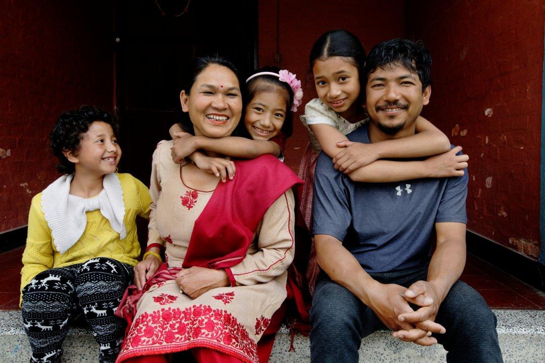 Nepal_FSP Sanothimi_Kathmandu_girls
